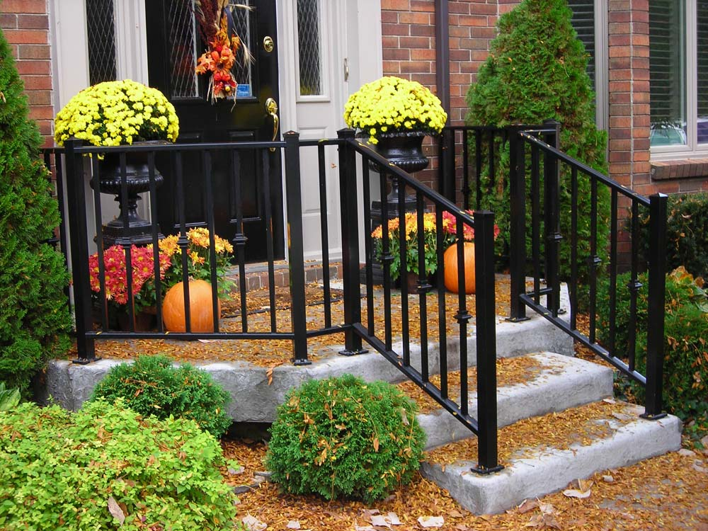 Aluminum Railings